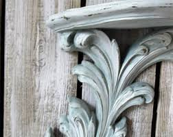 Shabby Chic Wall Sconce by Ornate Wall Sconces Etsy