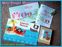 frecklebox personalized gifts for kids review u2013 miss frugal mommy