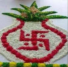 can anyone post some and easy rangoli designs quora