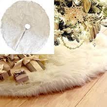 fur christmas popular christmas tree skirts buy cheap christmas tree skirts lots