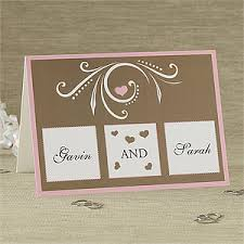 personalized wedding cards mr and mrs