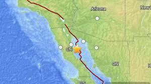 Map Of Baja Mexico by 2 Earthquakes Shake Baja California Abc7 Com