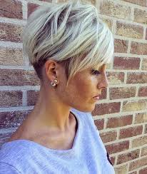 short frosted hair styles pictures 43 short hairstyles you ll be obsessed with undercut blondes