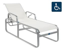 chaise handicap manufacturing since 1954 10dxsl adagio chaise lounge