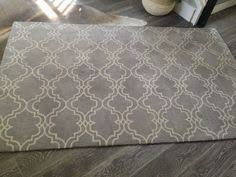 Leopard Rugs Pottery Barn Jali Geo Tufted Rug 9x12 U0027 Gray Living Room Ideas Room And