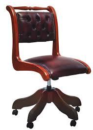 fauteuil de bureau chesterfield chaise regency typist gallery canapés et sofas