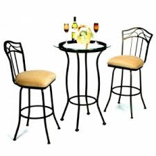 Glass Bar Table And Stools Glass Pub Table Sets Glass Bar Tables And Stools Dinette Online