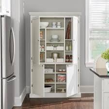 kitchen storage cabinets home depot home decorators collection prescott polar white modular 6