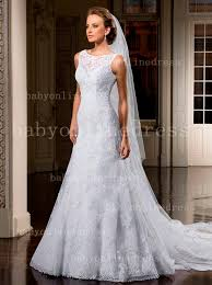 wedding dresses for sale new bateau collar wedding dresses for sale appliques court