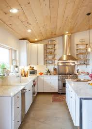 Floor To Ceiling Cabinets For Kitchen Best 25 Concrete Kitchen Floor Ideas On Pinterest Concrete