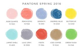 inspiration top 10 wedding colours for 2016