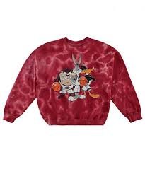 space jam sweater space jam forever21 clothing line characters merch