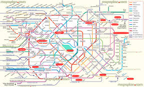 Subway Station Map by Tokyo Map Attractions U0026 Metro Subway Stations Railway Train