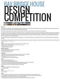 bay bridge house design competition u2013 registration happening now