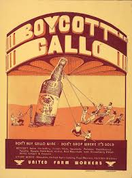 don u0027t buy gallo wine don u0027t shop where it u0027s sold boycott gallo