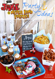 jake and the neverland party ideas easy jake and the neverland party ideas eclectic momsense