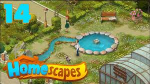 homescapes story walkthrough part 14 gameplay ios android