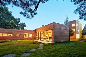 low rise house modern home in menlo park california by spiegel