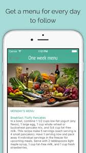 mediterranean diet recipes meal plans and food list on the app store
