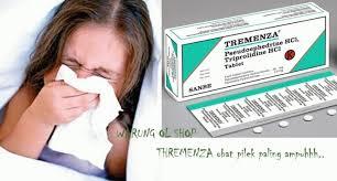 Obat Tremenza jual tremenza obat pilek paling uh 1strip 10tablet warung