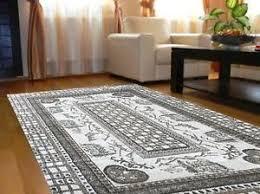 tappeti stile shabby tappeto moderno shabby 160x235 bianco grigio sala salotto pesante