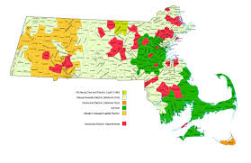 Map Of Massachusetts Cities by Energy Efficiency And Electric Infrastructure In The State Of