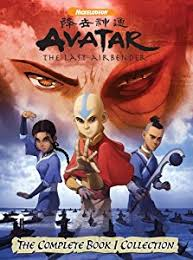 amazon avatar airbender complete book