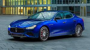 maserati car 2018 facelifted 2018 maserati ghibli shows its gransport persona in china