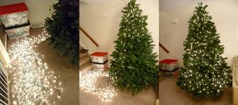 Best Way To Hang Christmas Lights by Tips For Decorating Your Christmas Tree