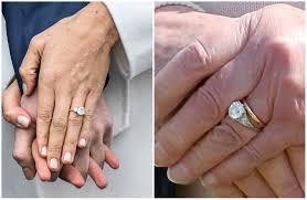royal wedding ring the secrets the royal weddings revealed