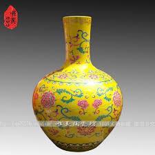 Large Ceramic Vases Jingdezhen Ceramic Vase Pastels Bottle Large Bush Floor Vase