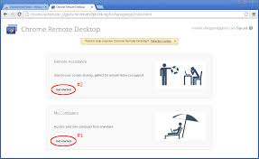 bureau distance chrome use chrome remote desktop to access your computer ubergizmo