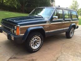 1989 jeep wagoneer limited one owner since 1994 sharp 1988 jeep wagoneer limited bring a trailer
