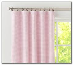 Pink Ruffle Blackout Curtains Pink Ruffle Blackout Curtains Curtains Home Design Ideas