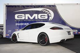 Porsche Panamera Blacked Out - white porsche panamera gts with gmg wc gt 22