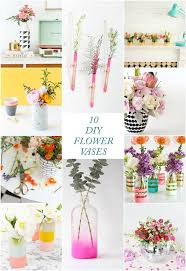 Ready For Spring by 10 Diy Vases To Get You Ready For Spring The Crafted Life