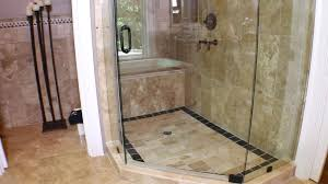 master bathroom shower designs invisible shower door shield video hgtv