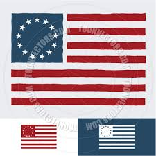 Displaying The Us Flag Flag Clipart Colonist Pencil And In Color Flag Clipart Colonist