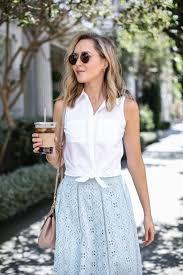 mint eyelet midi skirt memorandum nyc fashion u0026 lifestyle blog