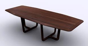 de la espada dining table contemporary table wooden rectangular 245 holy by autoban de