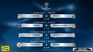 Jadwal Liga Chion Jadwal Bola Hari Ini Di Tv Afc Cup 16 Besar Liga Chion