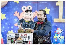 clown magician party host jerome matias party host magician ventriloquist clowns