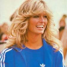 hairstyles for women in their 70 s beauty farrah fawcett hair type and feathered hairstyles