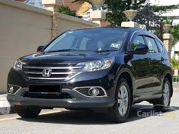 honda crv model honda cr v 2013 i vtec 2 0 in penang automatic suv black for rm