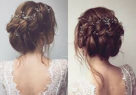 wedding hair 10 enchanting wedding hairstyles 2018 hairdrome