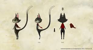 welcome back cait sith ffxiv 2 0 final fantasy pinterest sith