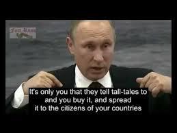 Vladimir Putin Meme - vladimir putin warns of wwiii youtube