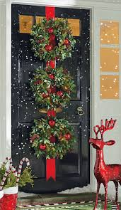 Outdoor Christmas Decor Joy by 50 Amazing Outdoor Christmas Decorations Digsdigs Wreaths