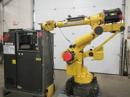 fanuc s 420f industrial robot 120kg capacity robotic system with