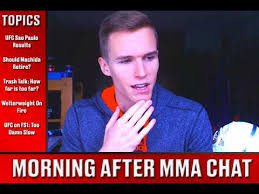 Colby Meme - morning after mma chat brunson vs machida colby covington